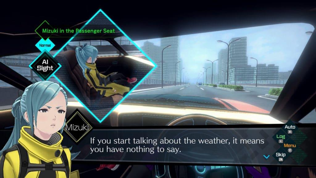 Mizuki from AI
