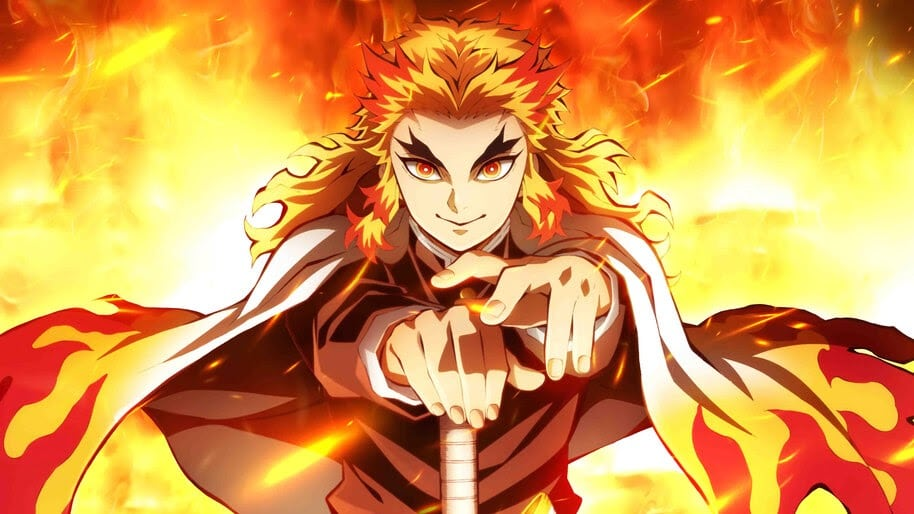 The Flame Pillar, Kyojuro Rengoku